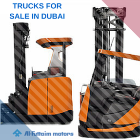 trusted supplier of trucks for sale in Dubai